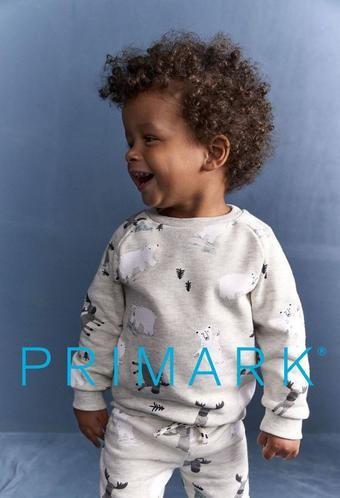 Primark reclame folder (geldig t/m 31-10)