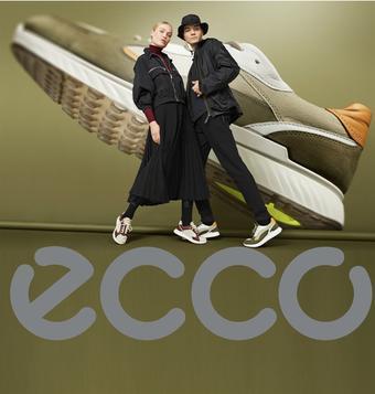 ECCO reclame folder (geldig t/m 30-09)