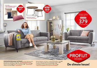 Profijt Meubel reclame folder (geldig t/m 27-09)