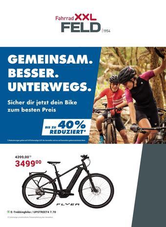 Fahrrad XXL Prospekt (bis einschl. 29-09)