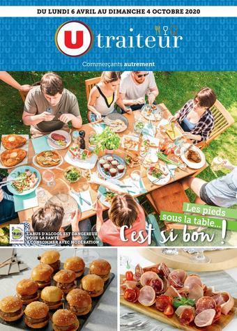 Super U catalogue publicitaire (valable jusqu'au 04-10)