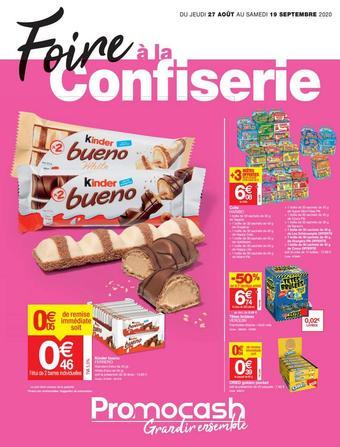 Promocash catalogue publicitaire (valable jusqu'au 19-09)