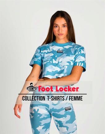 Foot Locker catalogue publicitaire (valable jusqu'au 25-10)
