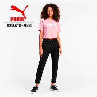 Puma catalogue publicitaire (valable jusqu'au 26-10)