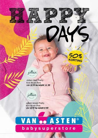 Van Asten BabySuperstore reclame folder (geldig t/m 21-09)