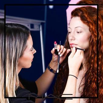 MAC Cosmetics reclame folder (geldig t/m 12-10)
