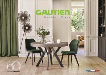 Gautier catalogue publicitaire (valable jusqu'au 31-12)