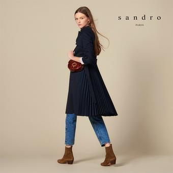 Sandro catalogue publicitaire (valable jusqu'au 26-09)