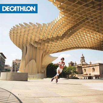 Decathlon reclame folder (geldig t/m 12-10)