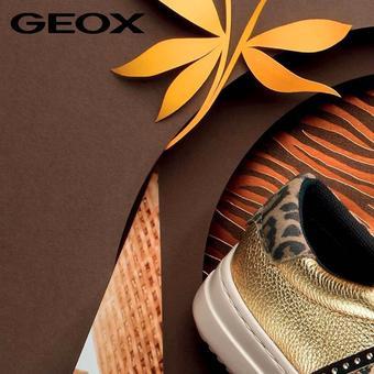 Geox catalogue publicitaire (valable jusqu'au 28-10)