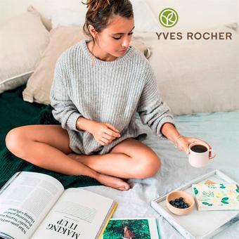 Yves Rocher catalogue publicitaire (valable jusqu'au 29-10)