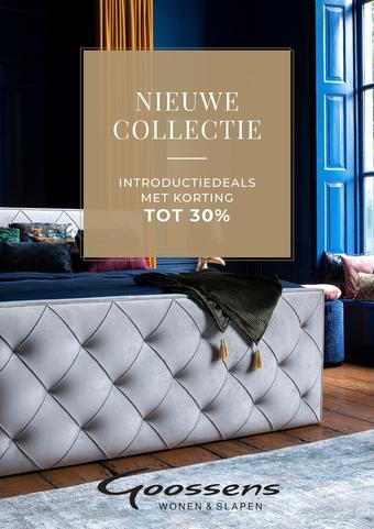 Goossens reclame folder (geldig t/m 27-09)