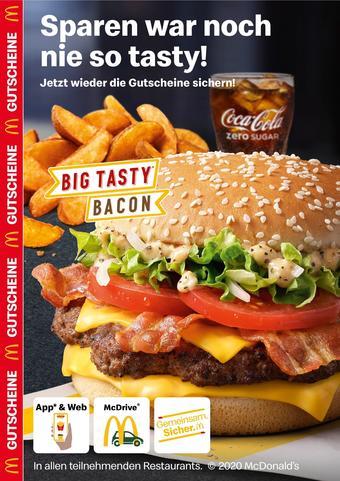 McDonald's Prospekt (bis einschl. 18-10)