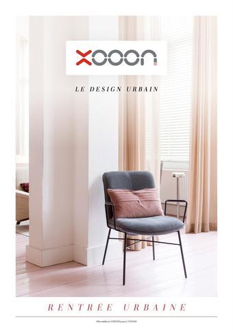 Xooon catalogue publicitaire (valable jusqu'au 11-10)