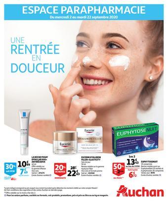 Auchan catalogue publicitaire (valable jusqu'au 22-09)