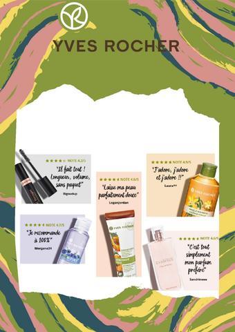 Yves Rocher catalogue publicitaire (valable jusqu'au 30-09)