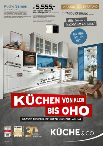 Küche & Co Prospekt (bis einschl. 31-10)