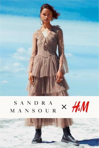 H&M reclame folder (geldig t/m 12-10)