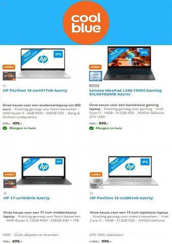 Coolblue Folder Alle Promoties Uit De Nieuwe Coolblue Folders