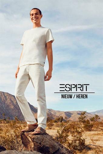Esprit reclame folder (geldig t/m 31-10)