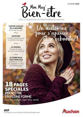 Auchan catalogue publicitaire (valable jusqu'au 30-11)