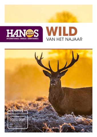 HANOS reclame folder (geldig t/m 31-03)