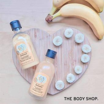 The Body Shop catalogue publicitaire (valable jusqu'au 02-11)