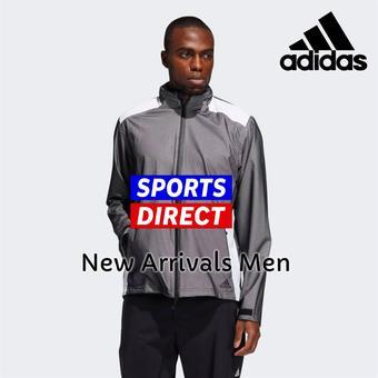 Sports Direct reclame folder (geldig t/m 12-10)