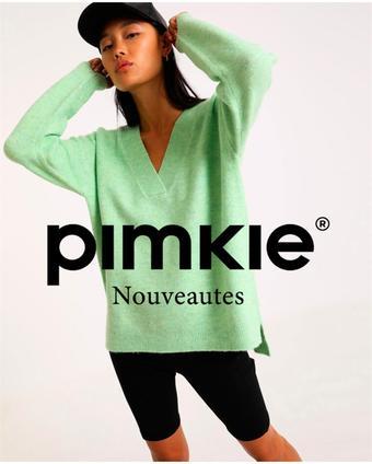 Pimkie catalogue publicitaire (valable jusqu'au 26-10)