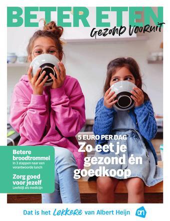 Albert Heijn reclame folder (geldig t/m 30-09)