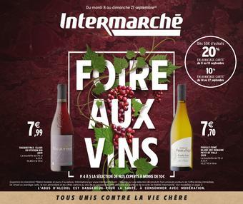 Intermarché Hyper catalogue publicitaire (valable jusqu'au 27-09)