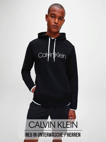 Calvin Klein Prospekt (bis einschl. 04-11)