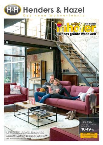 Möbel Inhofer Prospekt (bis einschl. 26-09)