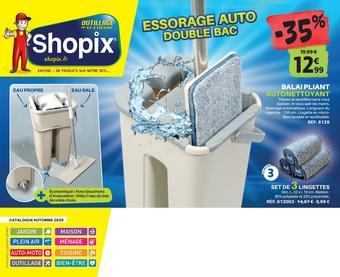 Shopix catalogue publicitaire (valable jusqu'au 30-11)