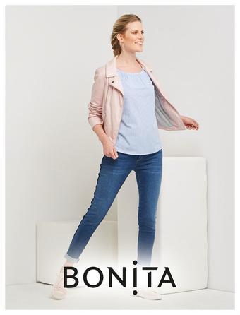 Bonita reclame folder (geldig t/m 09-11)