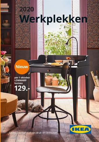 IKEA reclame folder (geldig t/m 31-12)