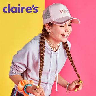Claire's Prospekt (bis einschl. 04-11)