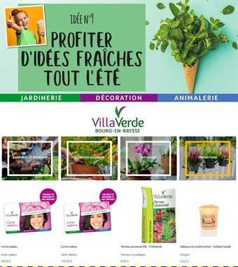 VillaVerde catalogue publicitaire (valable jusqu'au 29-09)