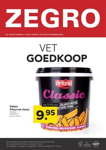 Zegro reclame folder (geldig t/m 26-09)