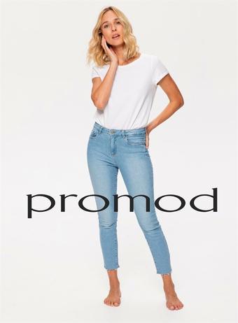 Promod reclame folder (geldig t/m 07-11)