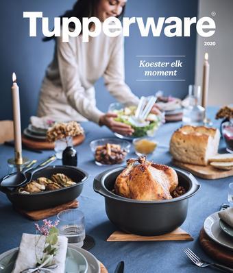 Tupperware reclame folder (geldig t/m 07-10)