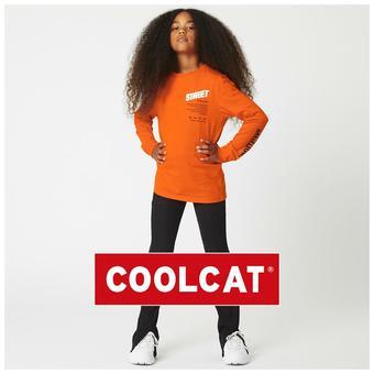 CoolCat reclame folder (geldig t/m 09-11)