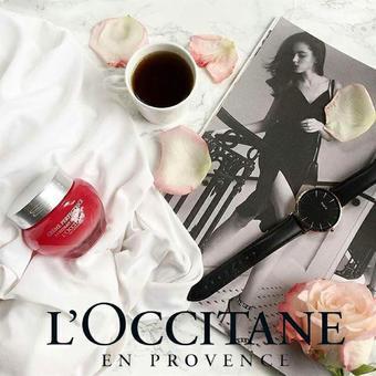 L'Occitane reclame folder (geldig t/m 12-10)