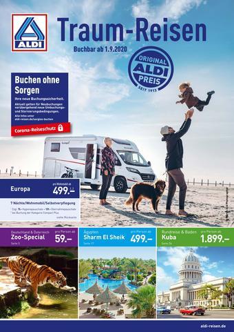 ALDI Nord Reisen Prospekt (bis einschl. 30-09)