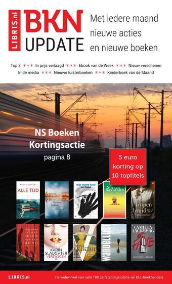 Libris reclame folder (geldig t/m 21-09)