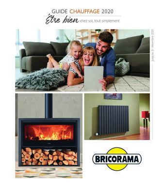 Bricorama catalogue publicitaire (valable jusqu'au 31-12)