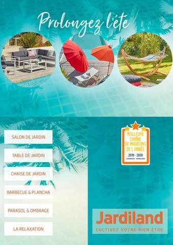 Jardiland catalogue publicitaire (valable jusqu'au 29-09)