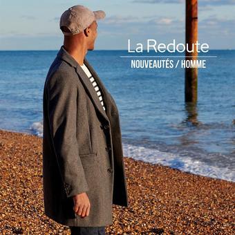 La Redoute reclame folder (geldig t/m 09-11)