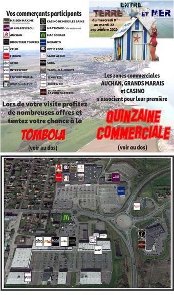 Auchan Direct catalogue publicitaire (valable jusqu'au 22-09)