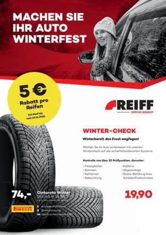 REIFF Reifen Prospekt (bis einschl. 30-09)